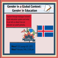 Gender in a Global Context: Education | Center for Gender Equity