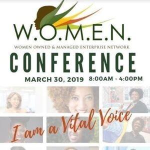 EDAC'S W.O.M.E.N. Conference 2019