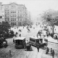 Civil War Streetcars & Gilded Age Streetcars