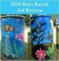 2019 Rain Barrel Art Review Contest