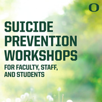 Student Suicide Prevention Workshop