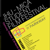 JHU-MICA Student Film Festival