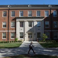 Laws Hall