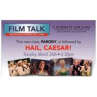Film Talk: Parody