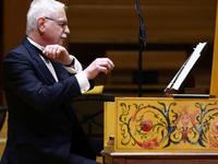 My Secret Valentine: A Lecture-Recital With Harpsichordist Arthur Haas