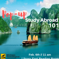 Pop-Up Study Abroad 101 session