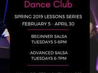 Spring 2019 Salsa Lesson Series
