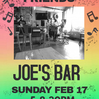 John Rybak + Friends at Joe's Bar