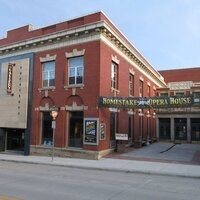 Historic Homestake Opera House