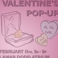 Jewelry and Metalworks Valentine's Day Pop-up Sale