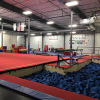 Gymnastics Open Gym