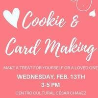 Cookie & Card Making