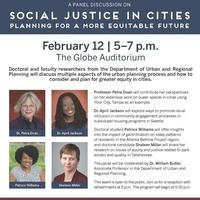 Social Justice in Cities–Planning for a More Equitable Future