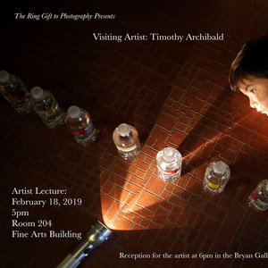 Timothy Archibald - Artist Lecture