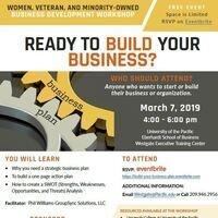 Building a Strategic Business Plan Workshop