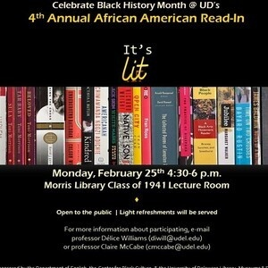 4th Annual African American Read-In