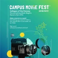 Campus Movie Fest 2019