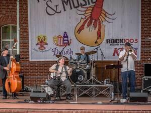Muddbuggs and Music Crawfish Boil