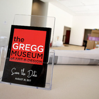 Gregg Museum Poster Sale