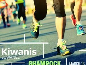 Suwanee Kiwanis 8th Annual Shamrock 5K