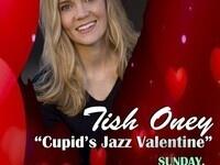 Cupid's Jazz Valentine starring Tish Oney