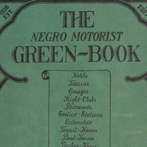 THE GREEN BOOK a stage reading by Theatre Morgan