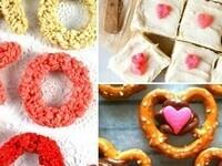 Her Campus Valentines Dessert Delivery