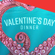 VALENTINE'S DAY DINNER at Ripley's Aquarium