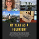 My Year as a Fulbright, with Amanda Hudinsky '12