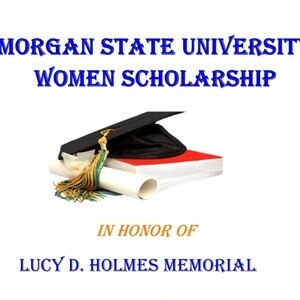 Morgan State University Women Scholarship