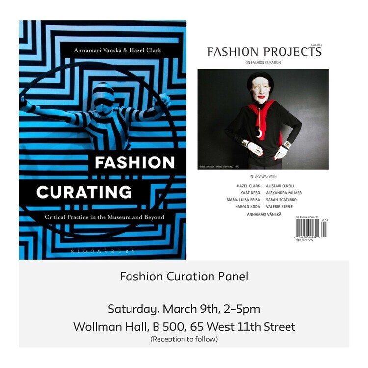 Fashion Curation Panel
