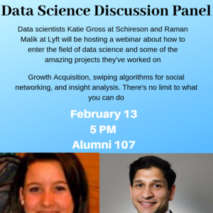 Data Science Discussion Panel