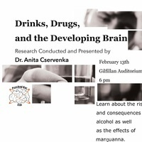 Drinks, Drugs, and the Developing Brain