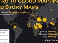 Intro to Cloud Mapping and Story Maps with ArcGIS Online--3rd session