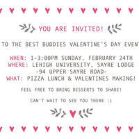 Best Buddies Valentines Event