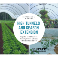 High Tunnels and Season Extension