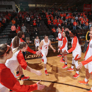 BGSU Women's Basketball Game
