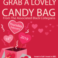 Associated Black Collegians: Valentine's Day Table