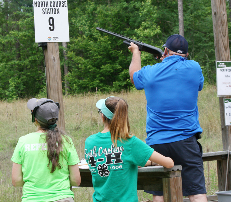 SC 4-H Sporting Clays Tournament Fundraiser - REGISTRATION