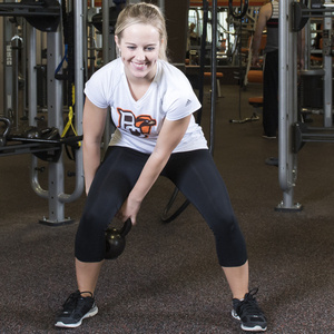 Register for Women on Weights Small Group Training