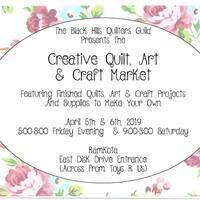 Creative Quilt, Art, & Craft Market