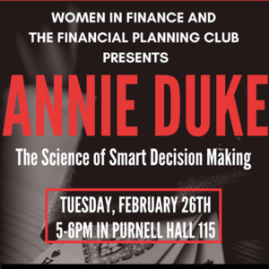 Annie Duke: The Science of Smart Decision Making