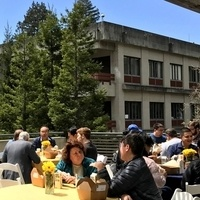 Lunch with Dean Wolf (and guests)