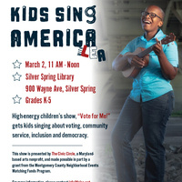 Kids Sing America with LEA