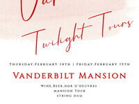 Valentine Twilight Tours