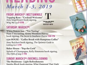 Hamptons Bedside Reading Authors Weekend
