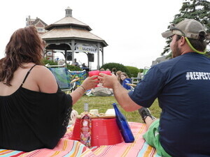 Monday Night Concerts on the Green June & July