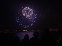 Stars Over Montauk, Grucci Fireworks