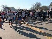 Montauk Run for Fun Turkey Trot Around Fort Pond