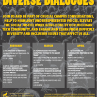 Diverse Dialogues:  Is Our Campus an Island?  Exploring Diversity and Inclusion with the Keweenaw Culture Project